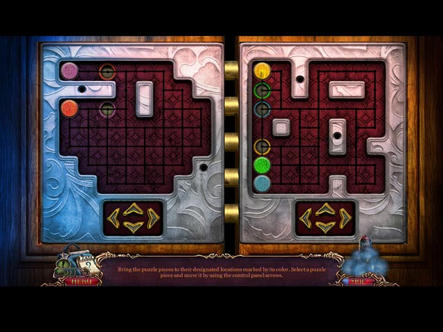 Tales of Terror: The Fog of Madness Game screenshot 3