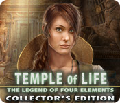 Free Temple of Life: The Legend of Four Elements Collector's Edition Game