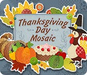 Free Thanksgiving Day Mosaic Game