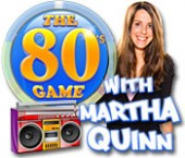 Free The 80's Game with Martha Quinn Game