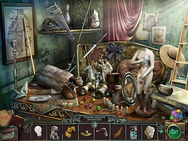The Agency of Anomalies: Cinderstone Orphanage Collector's Edition Game screenshot 1