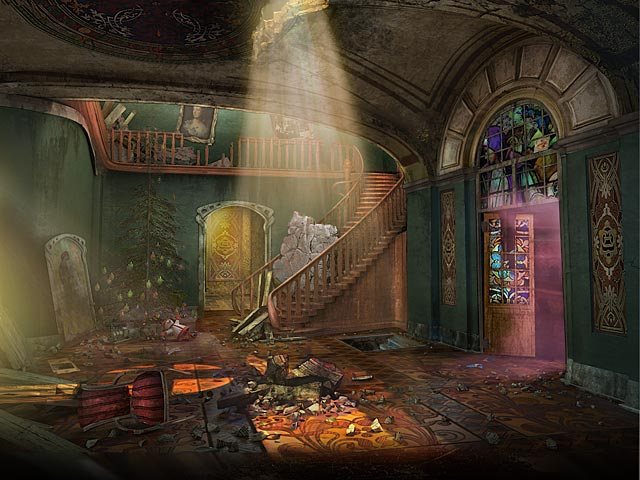 The Agency of Anomalies: Cinderstone Orphanage Collector's Edition Game screenshot 2