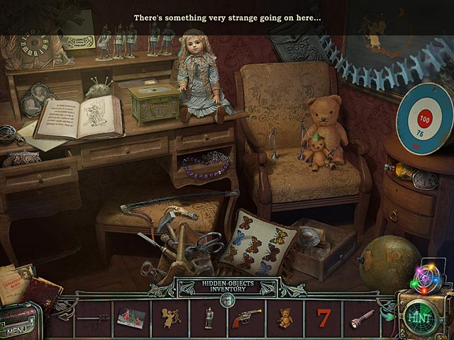 The Agency of Anomalies: Cinderstone Orphanage Collector's Edition Game screenshot 3