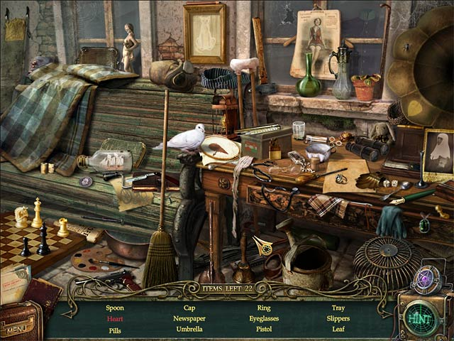 The Agency of Anomalies: Mystic Hospital Collector's Edition Game screenshot 1