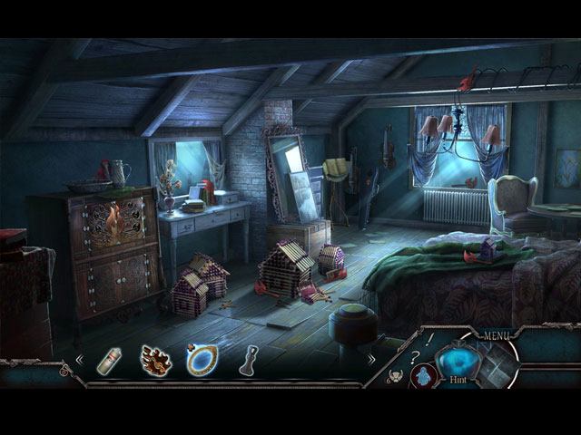 The Andersen Accounts: Chapter One Collector's Edition Game screenshot 1