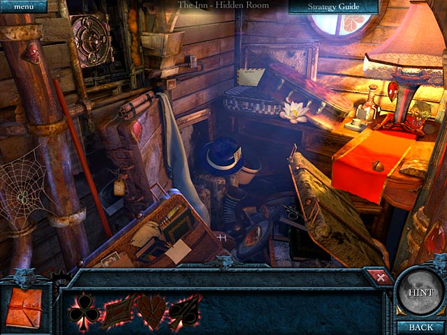 The Beast of Lycan Isle Collector's Edition Game screenshot 3