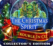 Free The Christmas Spirit: Trouble in Oz Collector's Edition Game