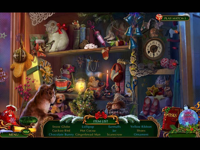 The Christmas Spirit: Trouble in Oz Game screenshot 2