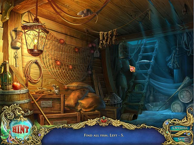 The Chronicles of Emerland Solitaire Game screenshot 3