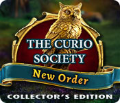 Free The Curio Society: New Order Collector's Edition Game