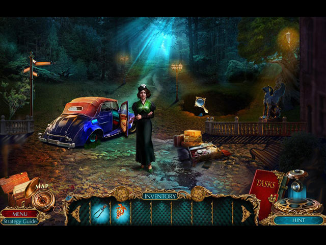 The Curio Society: New Order Collector's Edition Game screenshot 1