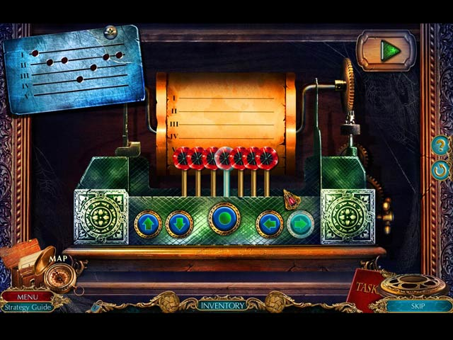 The Curio Society: New Order Collector's Edition Game screenshot 3