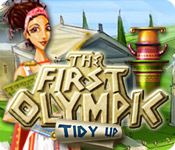 Free The First Olympic Tidy Up Game