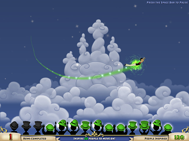 The Flying Trapeezees Game screenshot 3