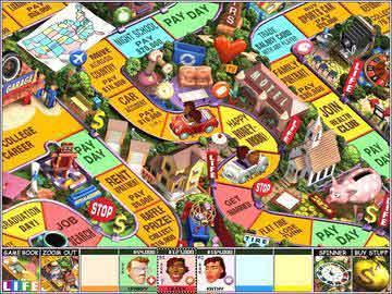 The Game of Life Game screenshot 1