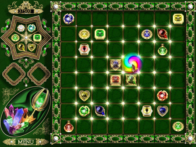 The God's Treasury: The Bewitched Mask Game screenshot 3
