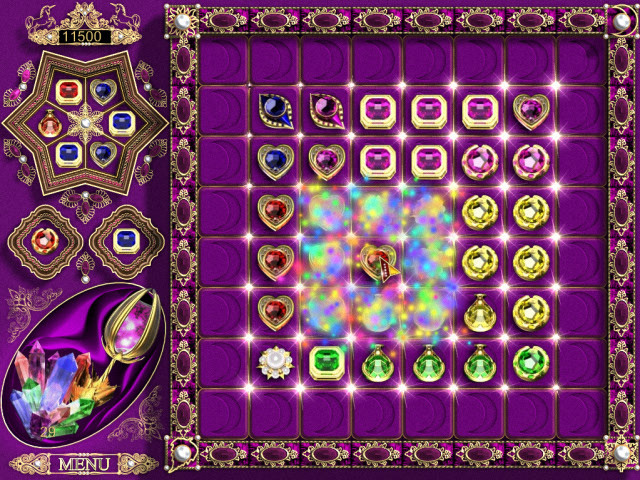 The God's Treasury: The Bewitched Mask Game screenshot 4