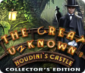 Free The Great Unknown: Houdini's Castle Collector's Edition Game
