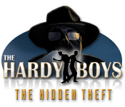 Free The Hardy Boys: The Hidden Theft Game
