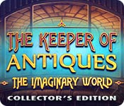 Free The Keeper of Antiques: The Imaginary World Collector's Edition Game