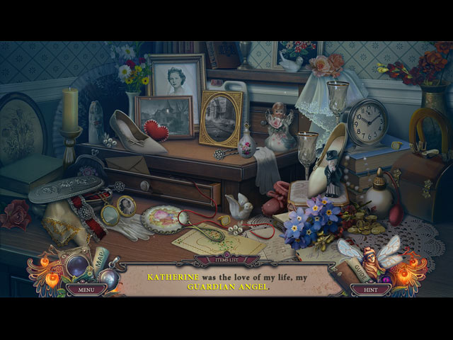 The Keeper of Antiques: The Last Will Collector's Edition Game screenshot 2