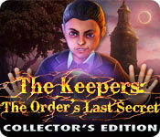 Free The Keepers: The Order's Last Secret Collector's Edition Game