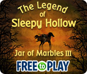 Free The Legend of Sleepy Hollow: Jar of Marbles 3: Free to Play Game