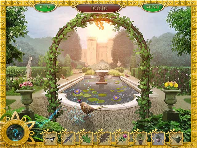 The Legend of the Golden Tome Game screenshot 2