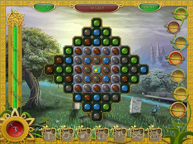 The Legend of the Golden Tome Game screenshot 3