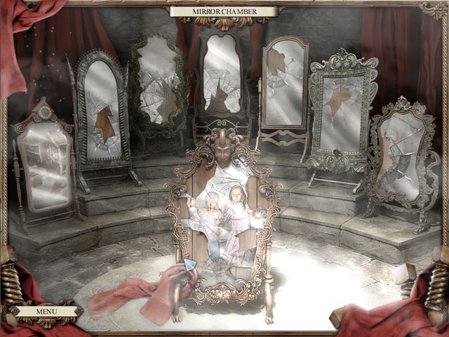The Mirror Mysteries Game screenshot 2