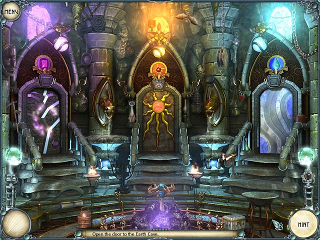 The Mystery of the Crystal Portal: Beyond the Horizon Game screenshot 3