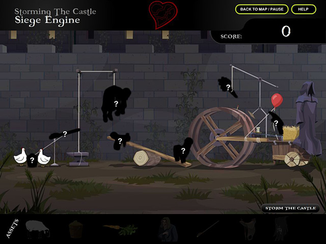 The Princess Bride Game screenshot 3