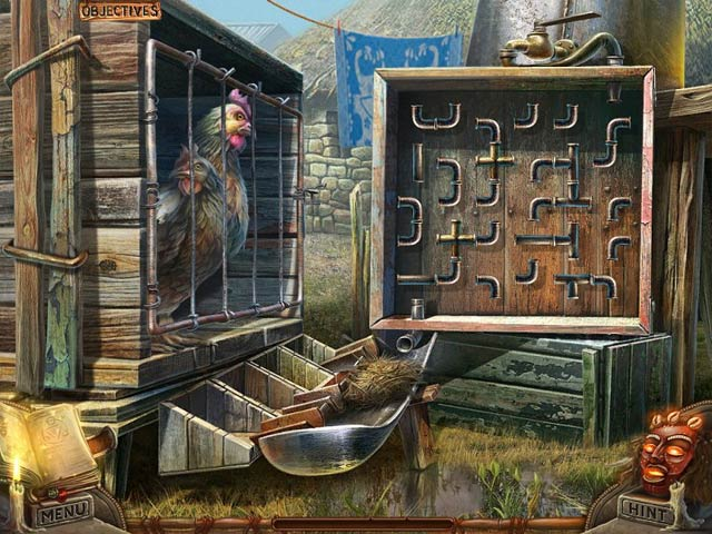 The Saint: Abyss of Despair Game screenshot 3