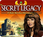 Free The Secret Legacy: A Kate Brooks Adventure Game