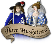 Free The Three Musketeers: Queen Anne's Diamonds Game