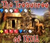 Free The Treasures of India Game