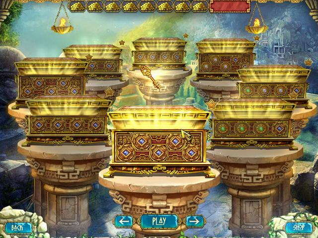 The Treasures Of Montezuma 3 Game screenshot 4