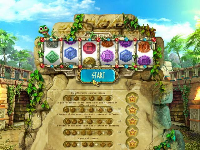 The Treasures Of Montezuma 3 Game screenshot 6