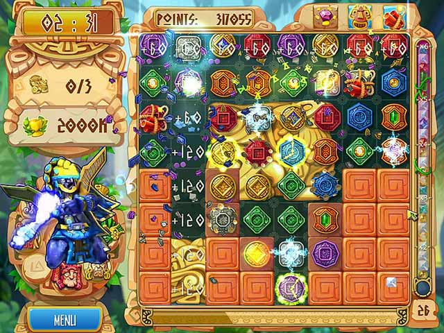 The Treasures of Montezuma 5 Game screenshot 1