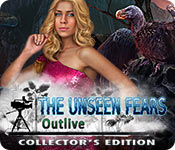 Free The Unseen Fears: Outlive Collector's Edition Game