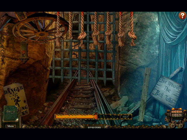 The Veil of Mystery: Seven Little Gnomes Game screenshot 3