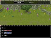 The Witch and The Warrior Game screenshot 3