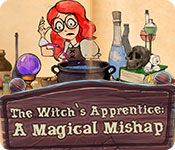 Free The Witch's Apprentice: A Magical Mishap Game