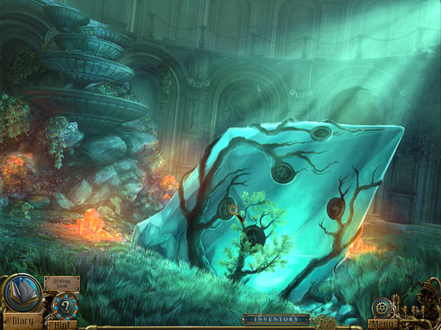 Time Mysteries: The Ancient Spectres Collector's Edition Game screenshot 2