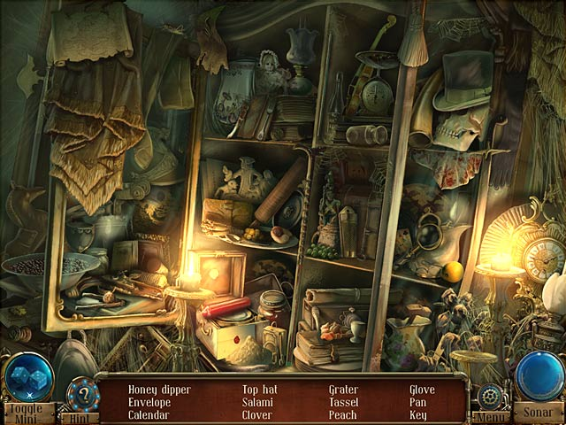 Time Mysteries: The Ancient Spectres Game screenshot 3
