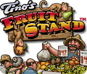 Tino's Fruit Stand Online Game