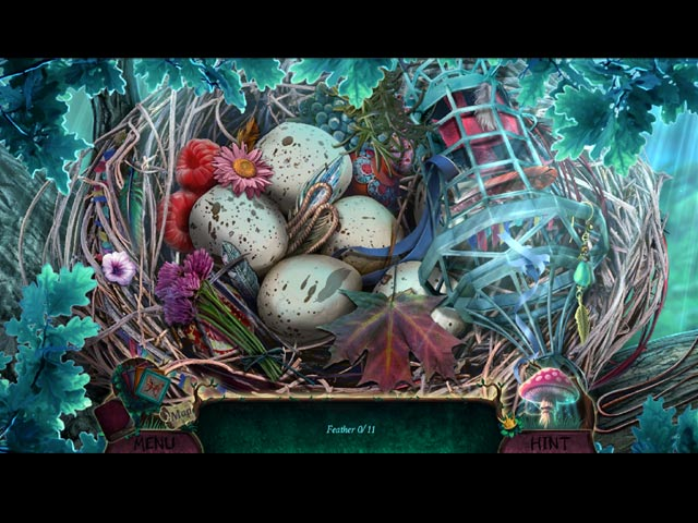 Tiny Tales: Heart of the Forest Collector's Edition Game screenshot 2