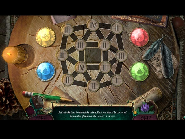 Tiny Tales: Heart of the Forest Collector's Edition Game screenshot 3