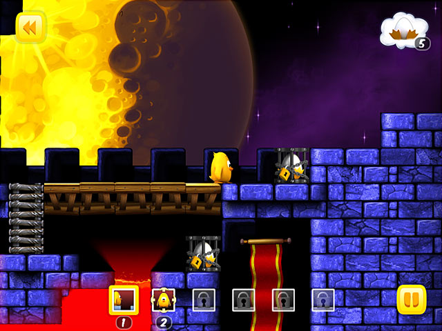 Toki Tori Game screenshot 2
