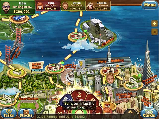 Trade Mania 2 Game screenshot 3